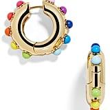 BaubleBar Alaynah Huggie Hoop Earrings