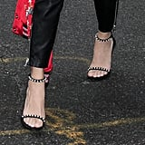 Selena's exact Stuart Weitzman heels are now on sale for $134.