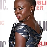 Danai Gurira as Herself