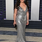 America Ferrera at the 2019 Vanity Fair Oscar Party