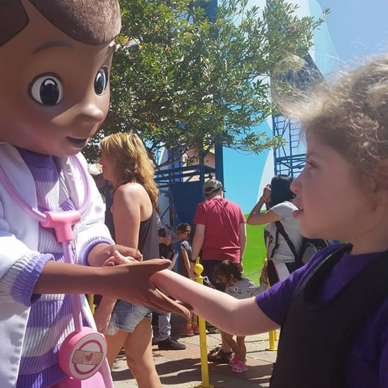 Disney Employee's Act of Kindness For Special-Needs Girls