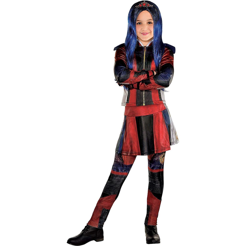 Party City Evie Halloween Costume For Girls — Descendants 3