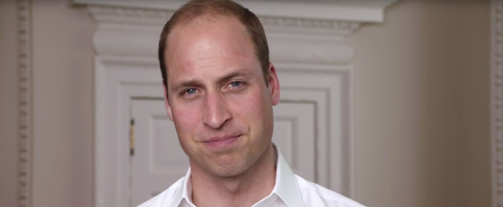 Prince William Takes a Stand Against Bullying in This Touching Video