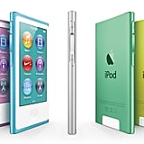 iPod Nano — Thinnest iPod Ever