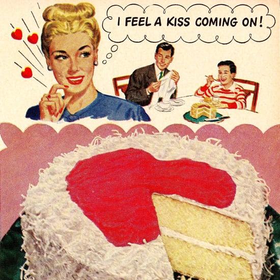 were sweet on vintage valentines day ads - Vintage Valentines Day