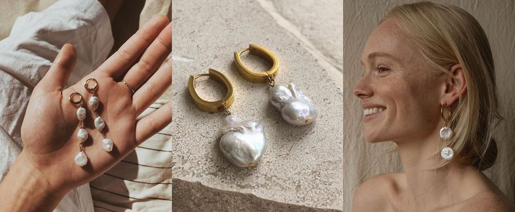 The Coolest Pearl Earrings to Shop Now