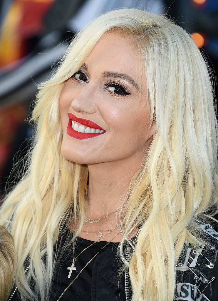 Gwen Stefani's New Bangs Are Hella Good | InStyle.com