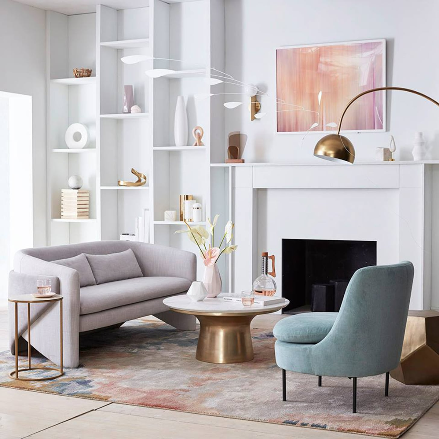 The Best Small Space Furniture From West Elm Popsugar Home