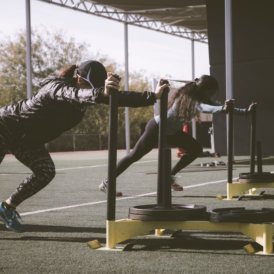 Full-Body Sled Workout