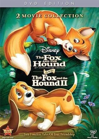 The Fox and the Hound DVD Set