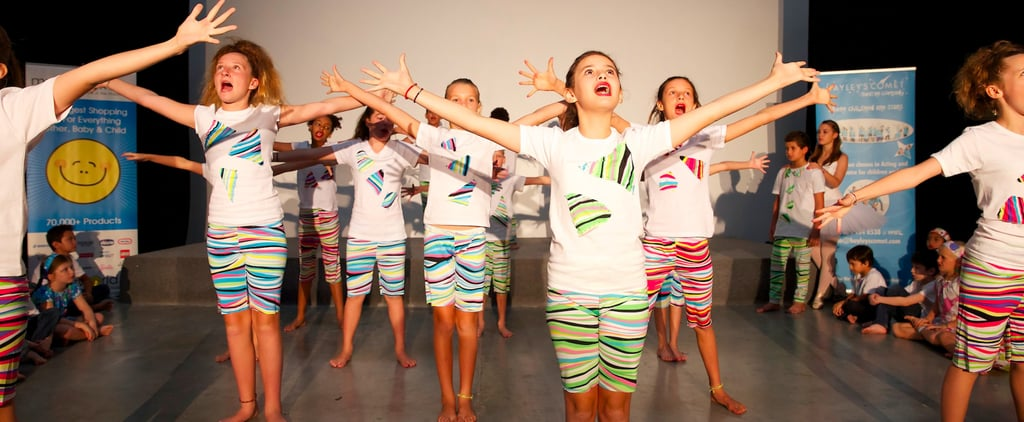 Hayley's Comet La La Land Summer Camp in Dubai