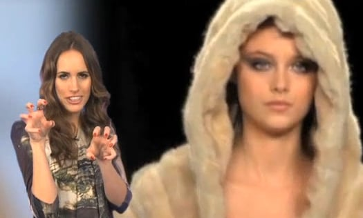 FabTV: Louise Roe's Futuristic Forecast of New York Fashion Week Fall 2010