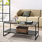 Zinus Modern Studio Collection Deluxe Coffee Table