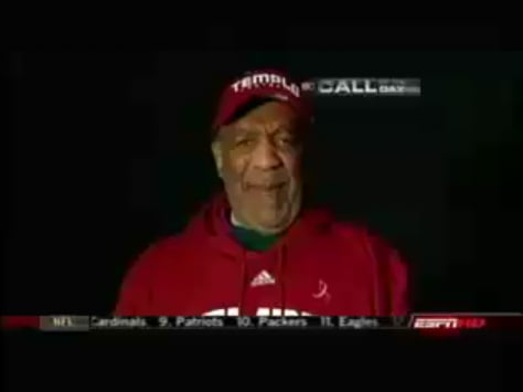 Bill Cosby on ESPN