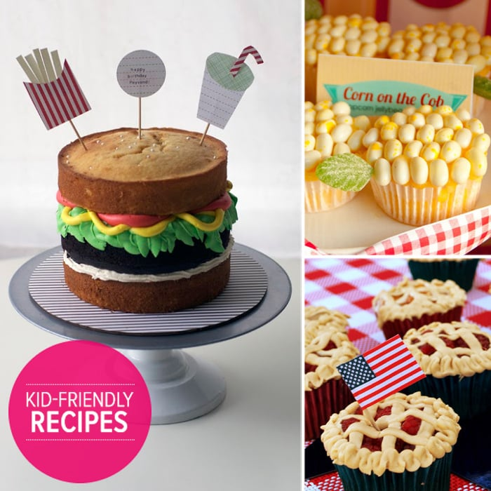 20 Sweet Treats For Your Memorial Day Bash!