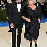 Hugh Jackman and Deborra-lee Furness — 2017