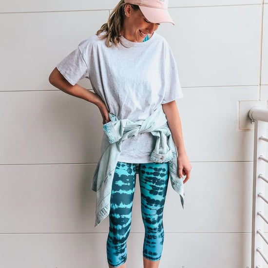 Tie-Dye Leggings From Old Navy