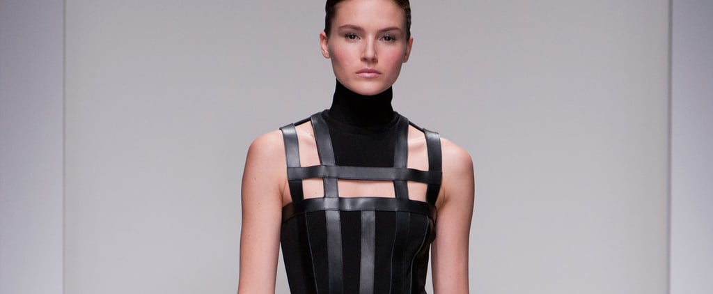 David Koma Is a Basket Case For Autumn/Winter 2014