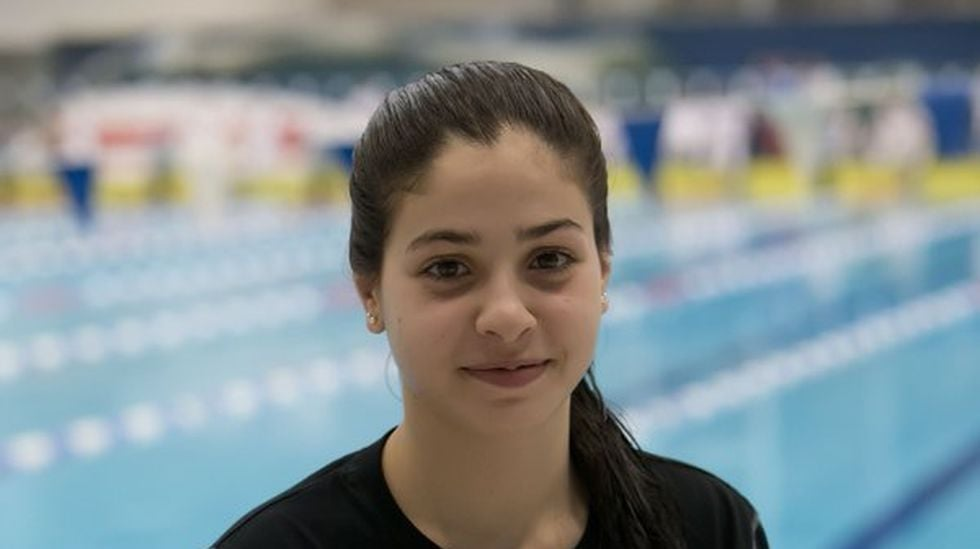 Before she was an Olympian, Yusra Mardini saved over 20 lives