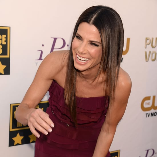 Sandra Bullock at the Critics' Choice Awards 2014