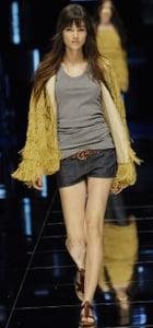 Trend Alert: Denim Short Shorts