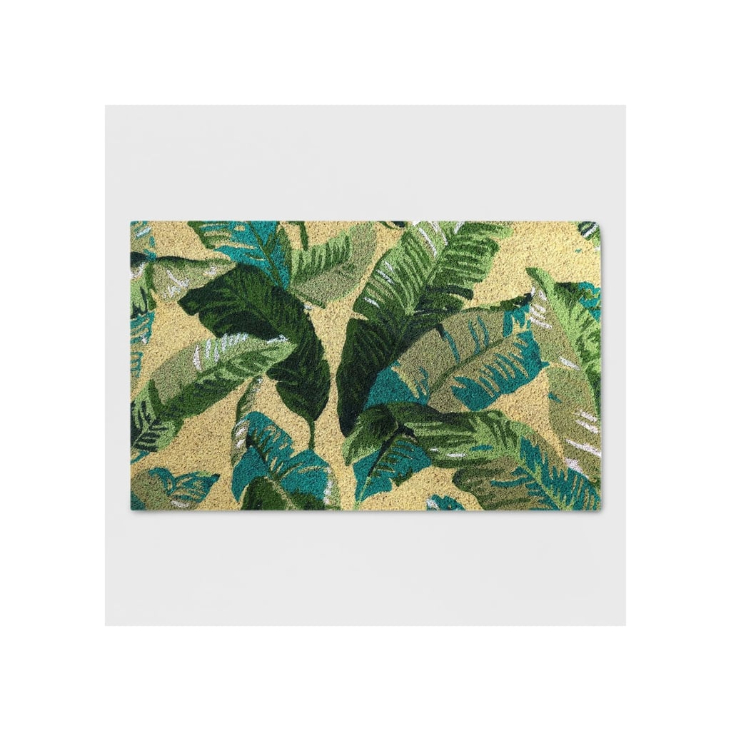 tropical home decor australia holiday tropical outdoor doormat best target decor under  50  holiday tropical outdoor doormat best