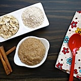 Homemade Baby Oatmeal