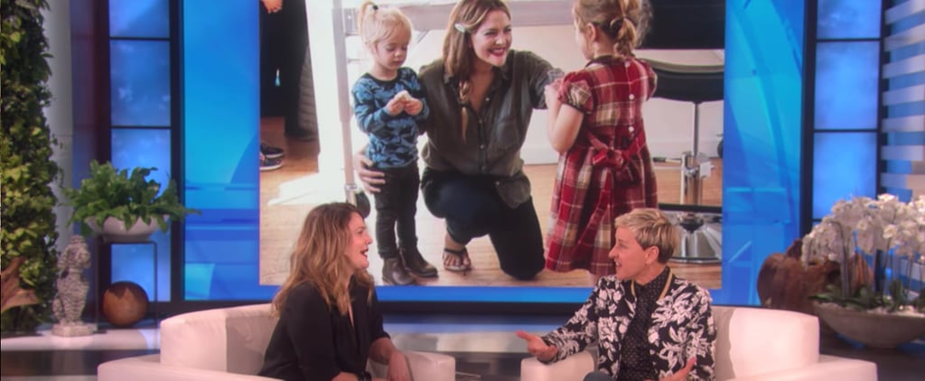 Drew Barrymore on Being a Mom to Girls