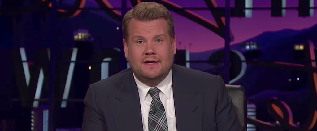 James Corden's Emotional Monologue Is a Love Letter to the People of Manchester