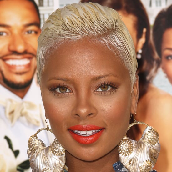 How to Get Eva Marcille's Coral Lipstick Look