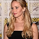 Celebrity beach wave hair looks popsugar beauty jennifer lawrence urmus Gallery