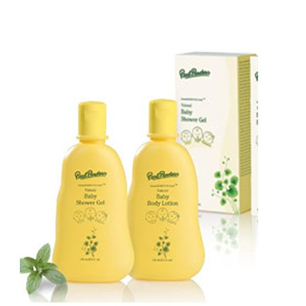 Paul Penders Natural Baby Body Lotion ($22)