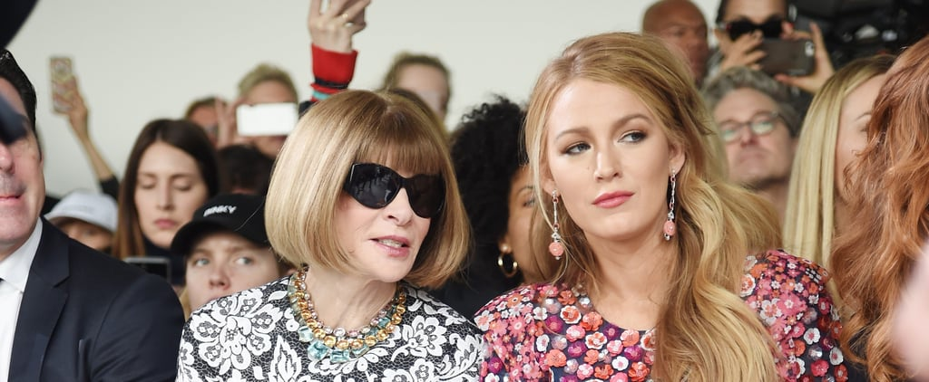 The Front Row at NYFW Looked So Good This Season, We Need Another Moment to Appreciate