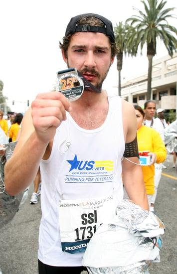 Man Suffers Cardiac Arrest at LA Marathon; Stars Like Shia Labeouf and Audrina Patridge Compete