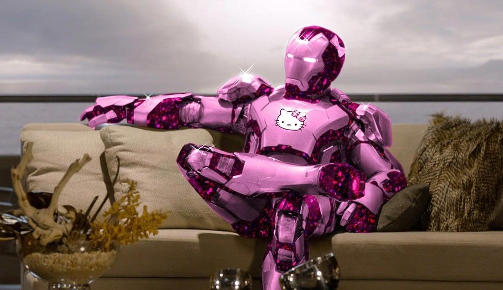 Iron Kitty