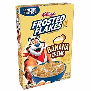 Banana Creme Frosted Flakes