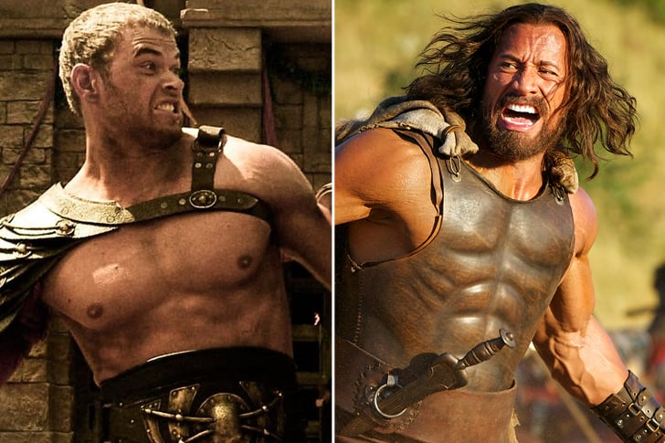 The Legend of Hercules vs. Hercules