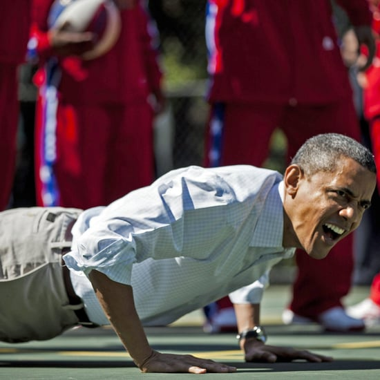 President Obama's Workout Playlist on Spotify