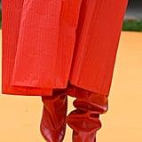 Roksanda Shoes on the Runway at London Fashion Week