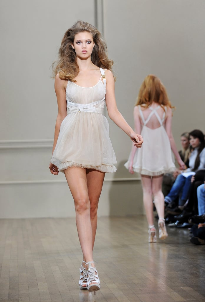 2011 Spring London Fashion Week: Julien Macdonald