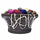 Dilettante Chocolates Majestic Chocolate Basket with Truffles ($63)