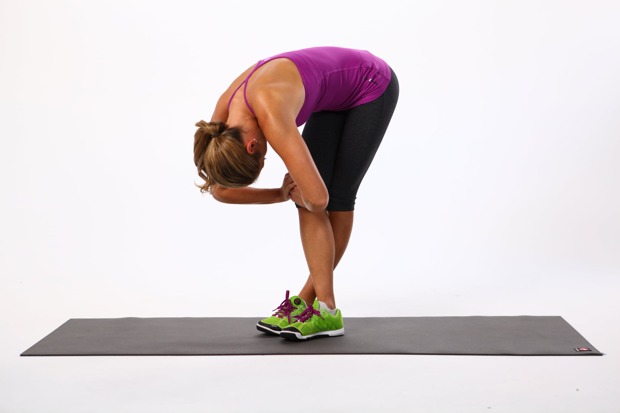 Cross-Legged Stretch