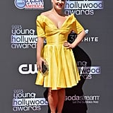Kelly Osbourne, a Fashion Police host, was honored with the Style Icon Award.