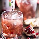Pomegranate-Ginger Fizz