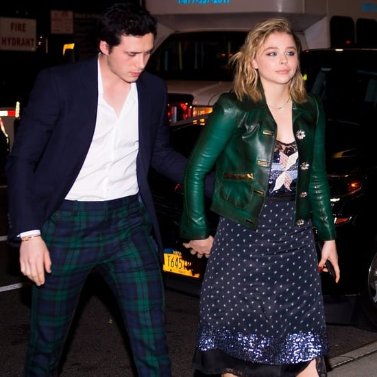 Chloe Grace Moretz and Brooklyn Beckham's Couple Style