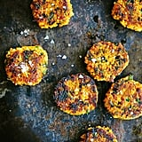 Roasted Pumpkin, Millet, and Herb Patties