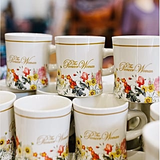 The Pioneer Woman Mugs