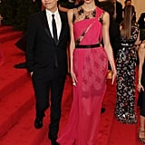Jason Wu and Karlie Kloss, in Jason Wu