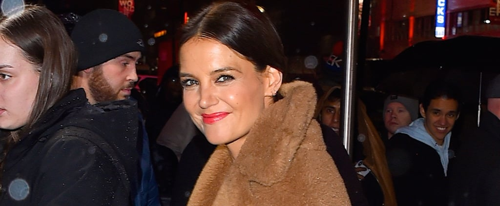 Katie Holmes Outfits From Banana Republic
