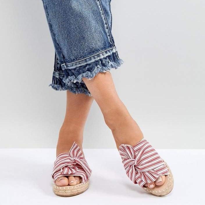 37198a19cb ASOS Thear Espadrille Flatform Sandals | Best Sandals From ASOS | POPSUGAR  Fashion Photo 8